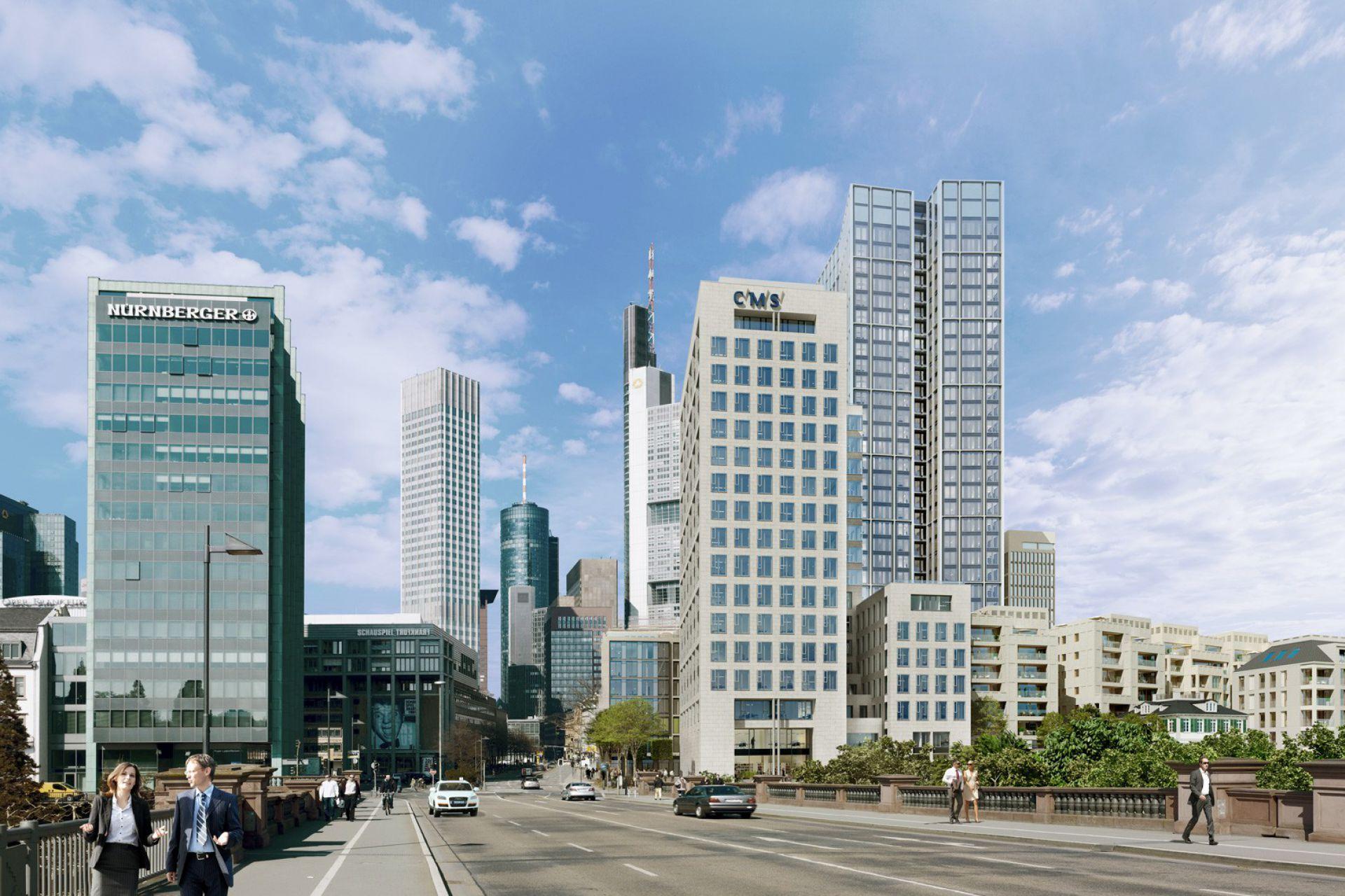 3d Visualisierung Frankfurt maintor frankfurt am konzept3d 3d visualisierung
